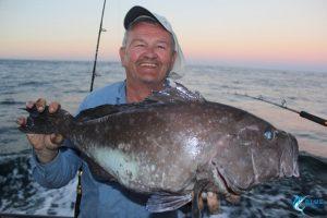Rankin Cod Blue Lightning Montebello Islands fishing charter