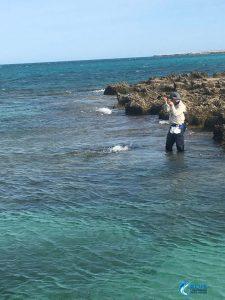 Montebello Islands wa fishing charter live aboard blue lightning charters