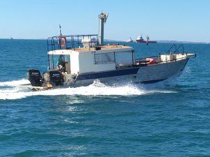 Global Venture Blue Lightning charters WA fishing charter Montebello islands captain chad mills
