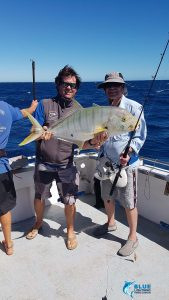 fishing charter WA live aboard 7 day blue lightning charters
