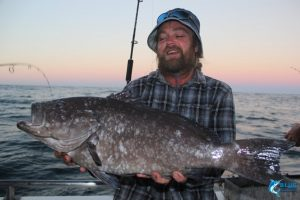 Rankin Cod Montebello Islands wa best fishing charter