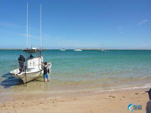 Heart Starter Montebello Islands wa fishing charter Captain chad mills