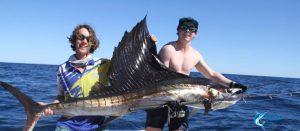 Montie Bello Islands fishing billfish game fishing