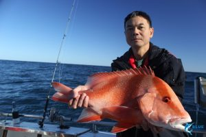Montebello Islands WA Red Emperor Sports fishing