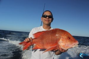 Red Emperor Montebello Islands WA Sportsfishing plastics jigs