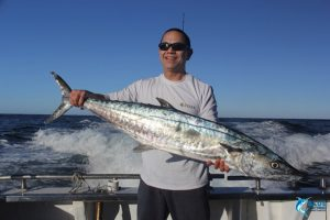 Montebello Islands Spanish Mackerel fishing WA best Blue Lightning Charters