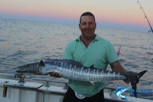 Wahoo WA Montebello Islands WA best fishing charter blue lightning