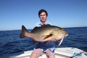 Red Bass WA Montebello Islands fishing charter