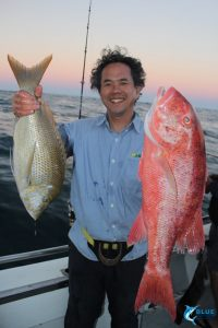 Montebello Islands fishing species Chinaman Spangled Emperor