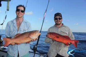 Coral Trout Montebello Islands fishing charter