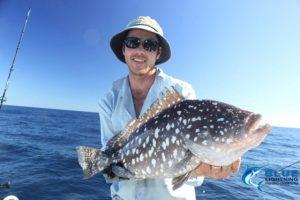 Rankin Cod Montebello Islands fishing charters