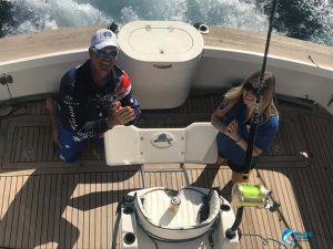 Marlin fishing billfishing wa blue lightning fishing charters