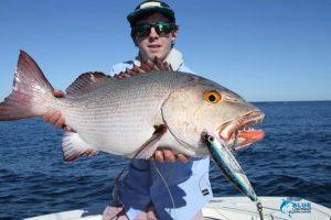 Red Bass Montebello Islands WA fishing charter Blue Lightning charters