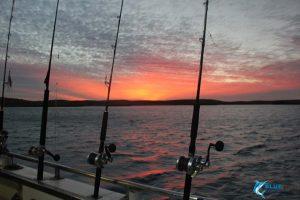 Montebello islands wa stunning sunset