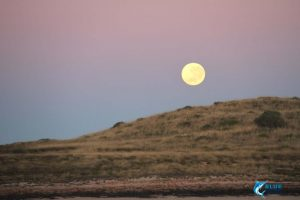 Montebello Islands WA full moon beautiful landscape WA