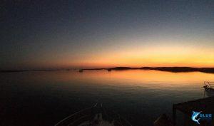 sunset blue lightning charters mooring montebello islands wa