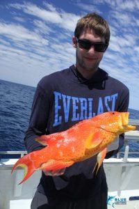 Connor Coronation Trout Montebello Islands Wa fishing charter