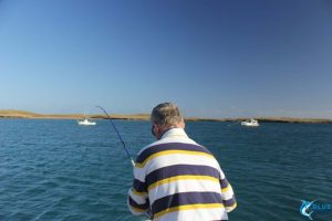 trevally fishing montebello islands wa fishing charter karratha