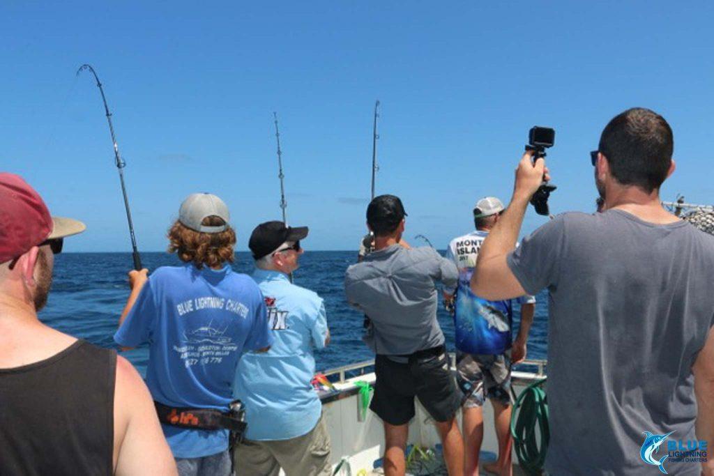 Sailfish montebello islands wa blue lightning charters 6 way hook up