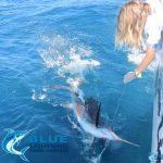 Leah mills sailfish leadering montebello islands wa