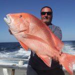 Red Emperor wa best fishing charter
