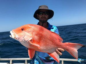 Red Emperor Blue Lightning Fishing charters WA