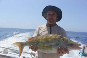 Long nose emperor WA fishing charter