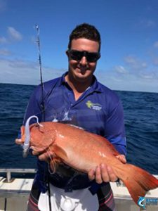 Coral Trout Abrolhos Islands Blue Lightning fishing charters