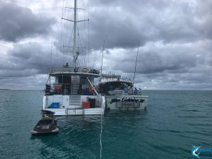 Blue Lightning Charters live aboard fleet abrolhos islands wa fishing charter