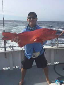 Coral Trout Abrolhos Islands live aboard fishing charter