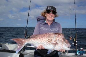 Personal best Pink Snapper WA Abrolhos Islands