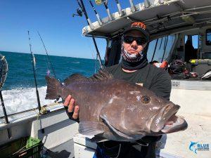 rankin cod wa fishing charter