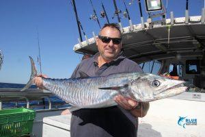 WA spanish mackerel