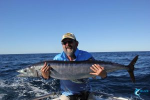 25kg wahoo montebello islands wa blue lightning charters