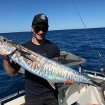 spanish mackerel WA blue lightning charters