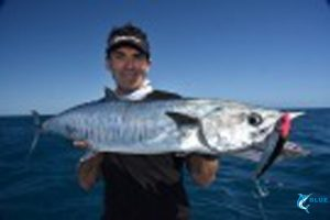 Spanish Mackeral Montebello Islands Fishing charter