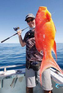 coronation trout jason taylor blue lightning charters
